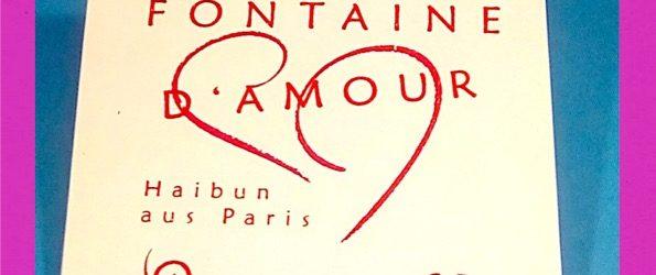Fontaine d'amour – Haibun aus Paris (CD)